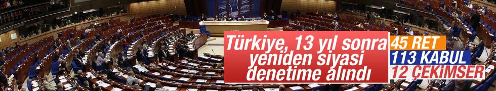 AKPM'den hadsiz Türkiye kararı