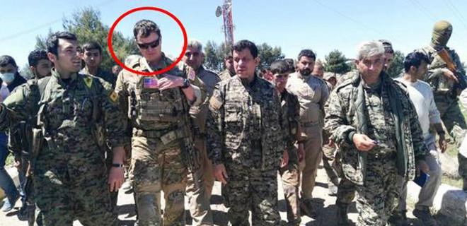 TSK PKK'yı vurdu ABD hemen oraya koştu!