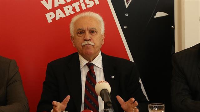 Vatan Partisi Genel Başkanı Perinçek: Türkiye'yi denetleyecek uluslararası bir kurum yoktur