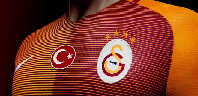 G.Saray'ın formasında Türk bayrağı olmayacak!