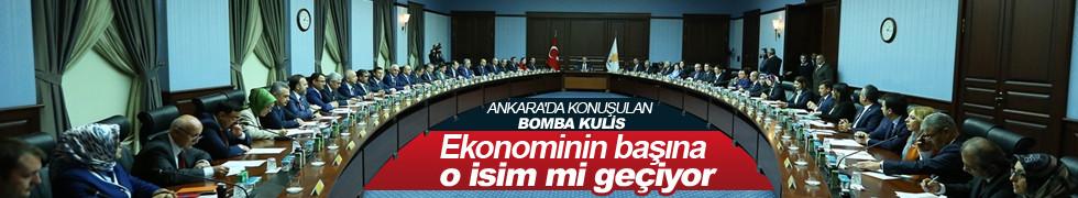 Ekonominin başına Ali Babacan mı geçiyor?