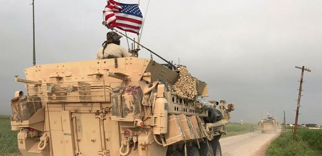 ABD askerini arkasına alan YPG iyice şımardı: Tüm güçlerimizle Türkiye'ye saldırırız