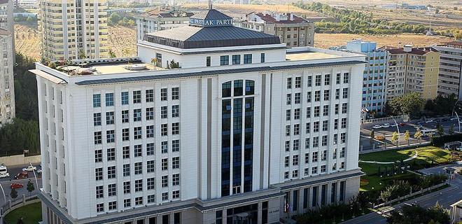 AK Parti MYK ve MKYK 1 Mayıs'ta toplanıyor