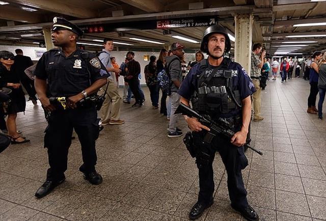 New York'ta IŞİD alarmı