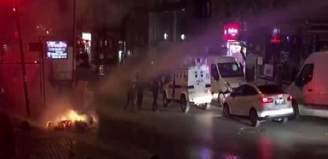 Sultangazi'de gerginlik devam ediyor