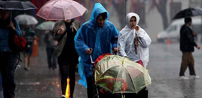Meteoroloji'den 11 il için kritik uyarı