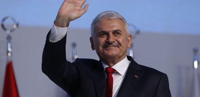 Yıldırım, AK Parti Grup Başkanı oldu