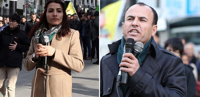HDP'li Sarıyıldız ve Öztürk komisyonda