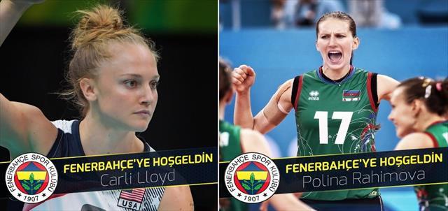 Fenerbahçe'den 2 transfer