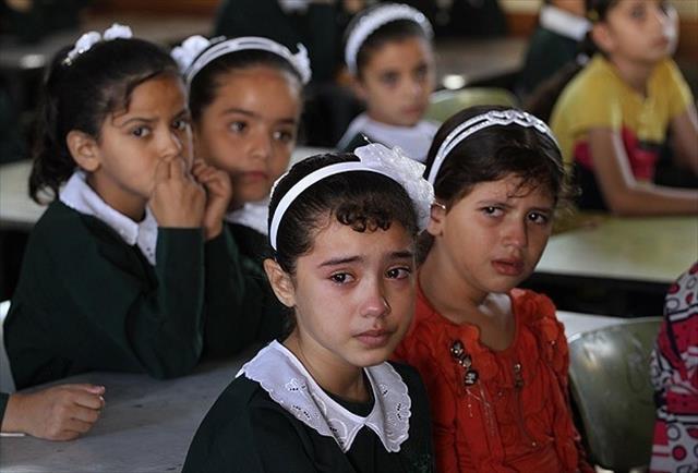 Gazze'nin çocukları gülmeyi ve konuşmayı unuttu