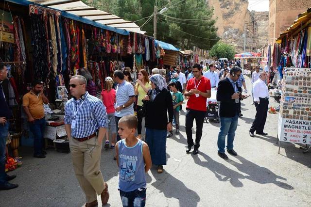 Büyükelçiler, Hasankeyf'te