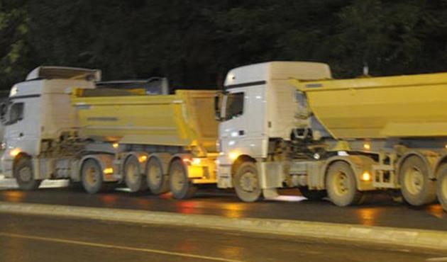 Ölüm kamyonlarına operasyon! 10 polis ile 4 firma yetkilisi tutuklandı