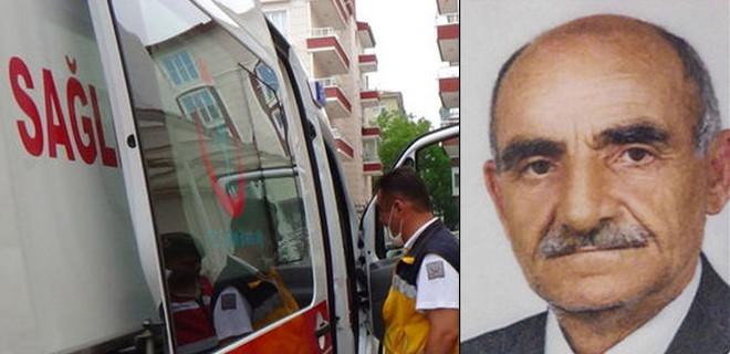 CHP yürüyüşünde kalp krizi geçiren vatandaş kurtarılamadı...