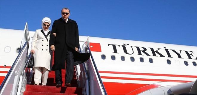 Cumhurbaşkanı Erdoğan, Almanya'ya gidiyor