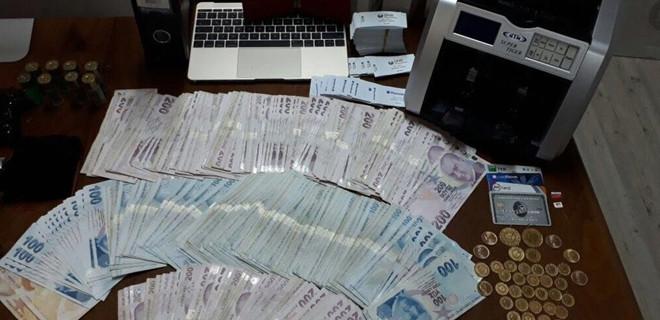 İzmir'de 6 milyonluk vurgun!