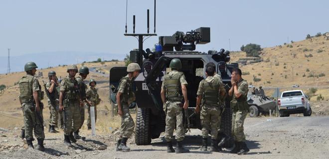 Şırnak Uludere'de çatışma: 2 korucu ve 1 uzman çavuş yaralandı