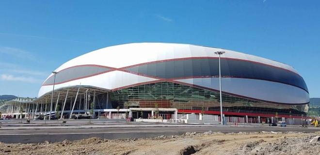 Türkiye'nin göz kamaştıran stadyumları...