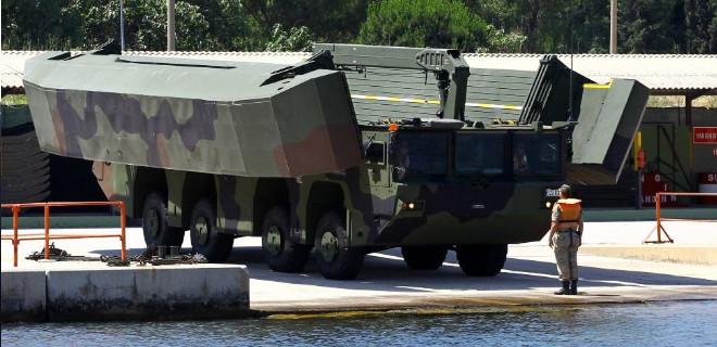 Türk ordusunun teknoloji harikası...