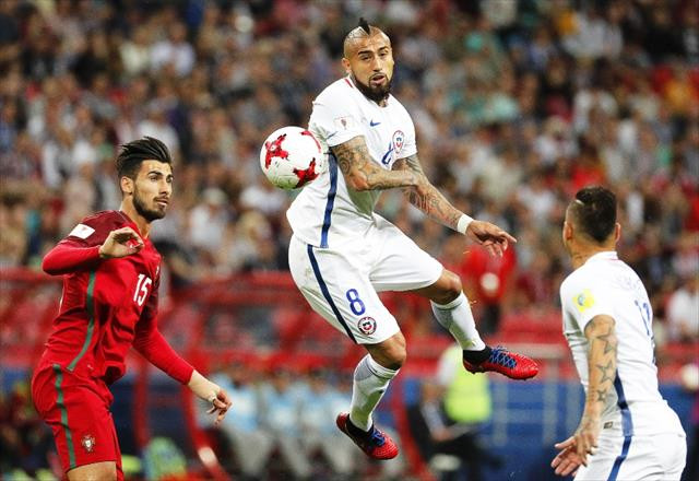 Kondeferasyon Kupası'nda ilk finalist Şili