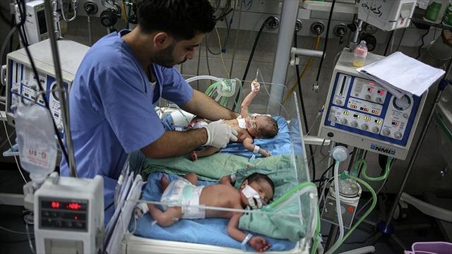 İsrail'in yasağı iki yaşındaki Gazzeli çocuğun ölümüne neden oldu