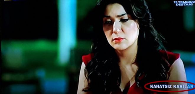 TV dizisinde 'Kanatsız Karılar' skandalı