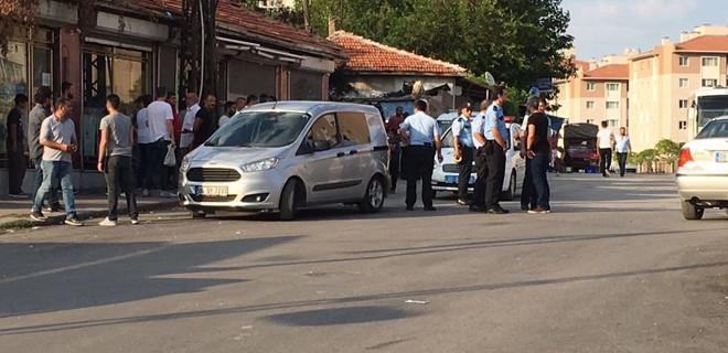 Ankara'da uzun namlulu silahlarla çatışma çıktı!