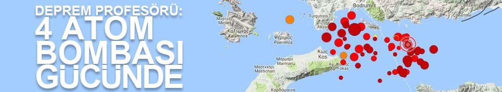 Deprem profesöründen uyarı: depremler 3 hafta sürecek!