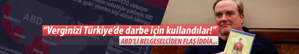 Verginizi Türkiye'de darbe için kullandılar!