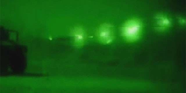 ABD Suriye IŞİD'ini böyle vurdu