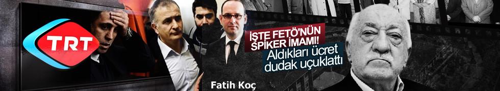 FETÖ imamı TRT'ye spiker kadrosundan sızdı