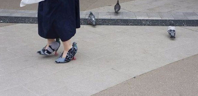 Ayakkabı demeye bin şahit ister