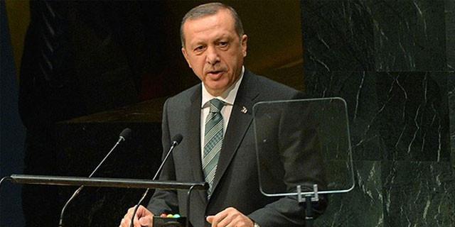Erdoğan ABD'de dünya ülkelerine seslendi