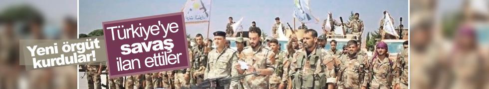 ABD yeni örgüt kurdurup Fırat Kalkanı bölgesine savaş ilan ettirdi