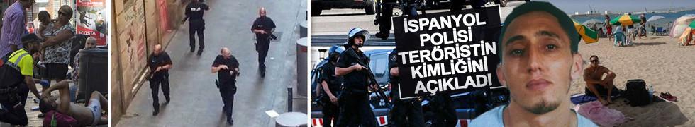 İspanyol polisi teröristin kimliğini açıkladı