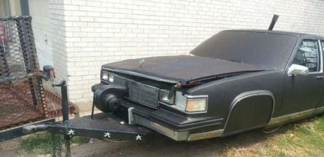 Cadillac'tan bakın ne yaptılar!
