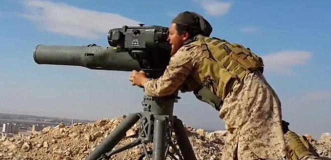 Türkiye Afrin'e girerse vurun talimatı!