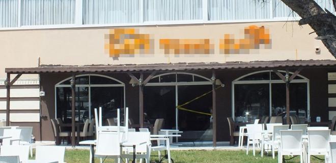 O restoranın sahibi gözaltına alındı!
