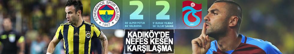 Kadıköy'de nefeskeri kesen karşılaşma