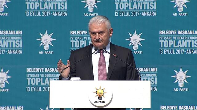 Binali Yıldırım'dan CHP'ye 'Bu milletin yüzüne nasıl bakacaksınız!'