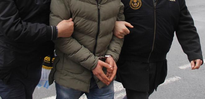 Gaziantep'te canlı bomba yakalandı!
