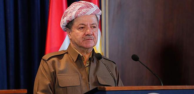 Selahattin kentinden Barzani'ye rest: Referandumda yokuz!