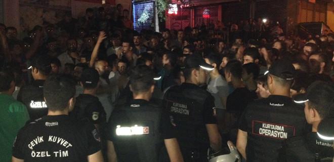 İstanbul'da tehlikeli gerginlik...