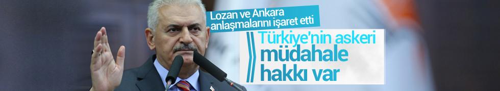 Başbakan Yıldırım o anlaşmayı hatırlattı: Gereği yapılacak!