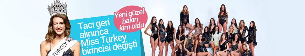 Miss Turkey 2017 değişti! Miss Turkey 2017 birincisi Aslı Sümen kimdir?