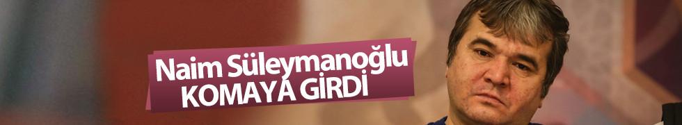 Naim Süleymanoğlu'ndan kötü haber