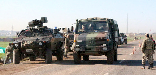 Türkiye ve Irak'ın askeri güçleri