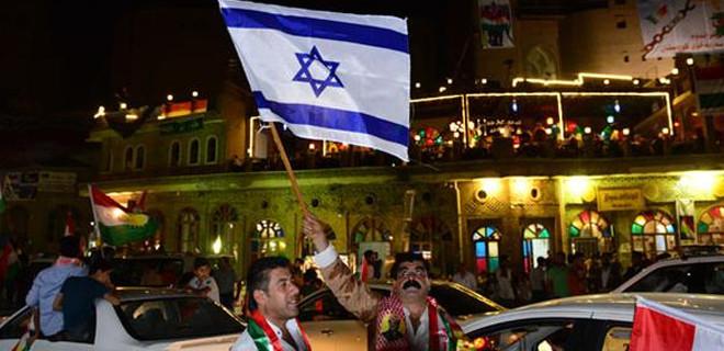 Erbil'de referandum kutlamaları erken başladı