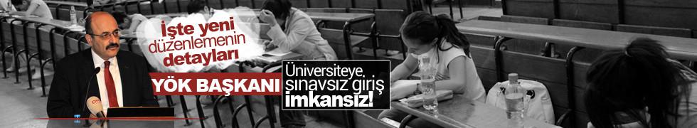 LYS kalkıyor mu? Bu yıl üniversite sınavı yapılacak mı? YÖK Başkanı Saraç açıkladı