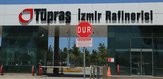 Tüpraş'taki patlamayla ilgili gözaltılar var