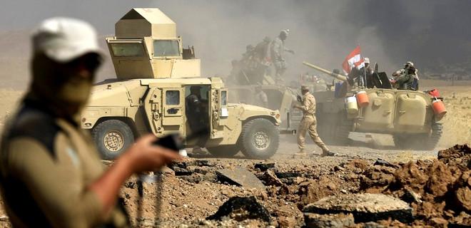 Kerkük'te flaş gelişme! 3 bin asker sınırda...